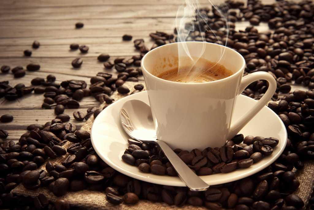 Маленькая чашка кофе