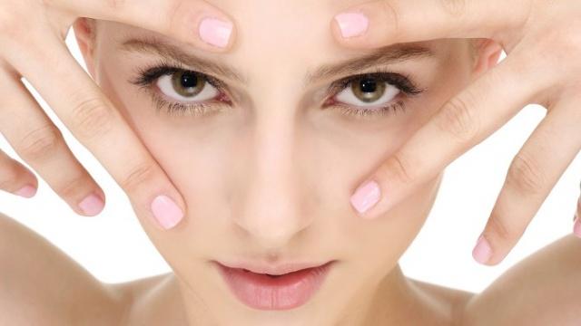 Эффект маски eyes cover