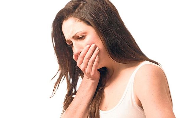 Характерным симптомом гастрита является тошнота
