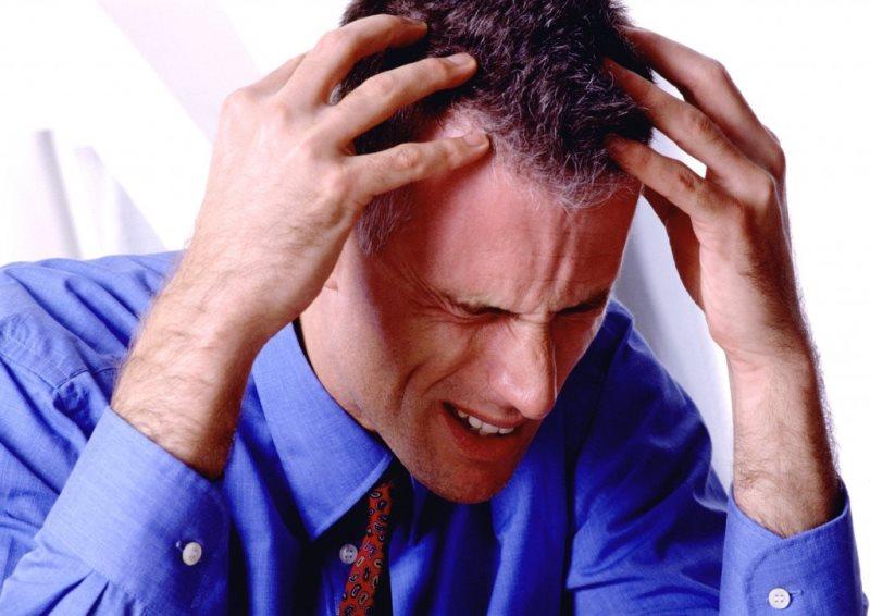 Внутричерепное давление у мужчины