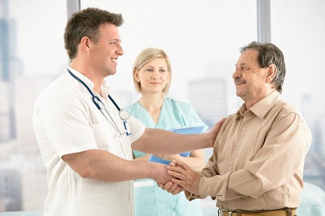 Не стоит откладывать визит к врачу, ведь это может спасти вашу жизнь