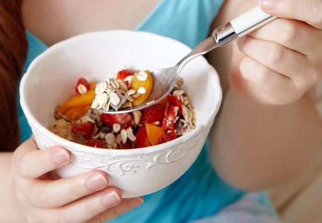 При гастрите кардинально меняется качество питания