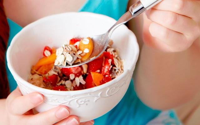 Правильное питание - это лучшая профилактика гастрита