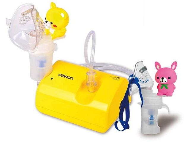 Вариация небулайзера для ребенка