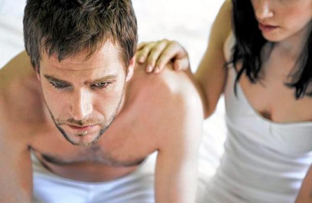 Половое расстройство у мужчин