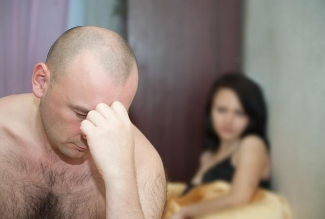 Ростройства сексуальной жизни