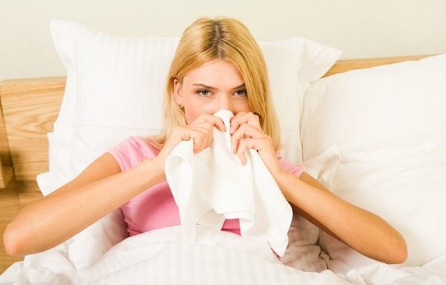 Синуфорте лечит большинство инфекционных заболеваний носа
