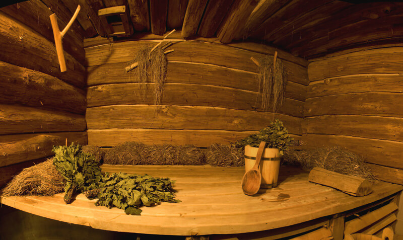 Походы в баню при гайморите