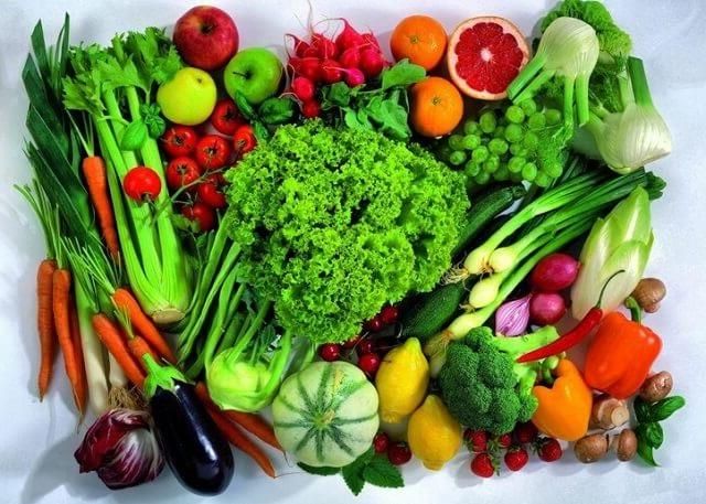 Употребление овощей позитивно сказывается на лечении гастрита