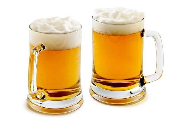 Употребления пива при гастрите