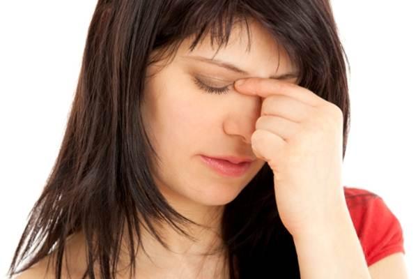 Острый гайморит: симптомы