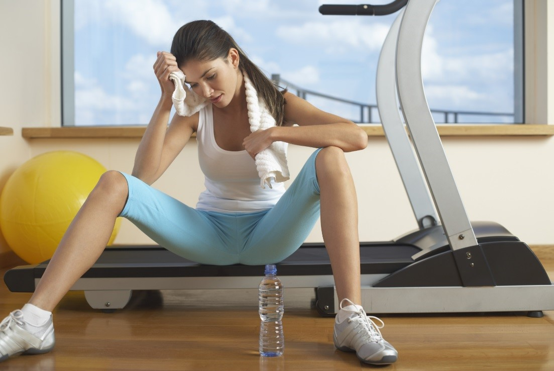 Чрезмерные физические нагрузки влияют АД