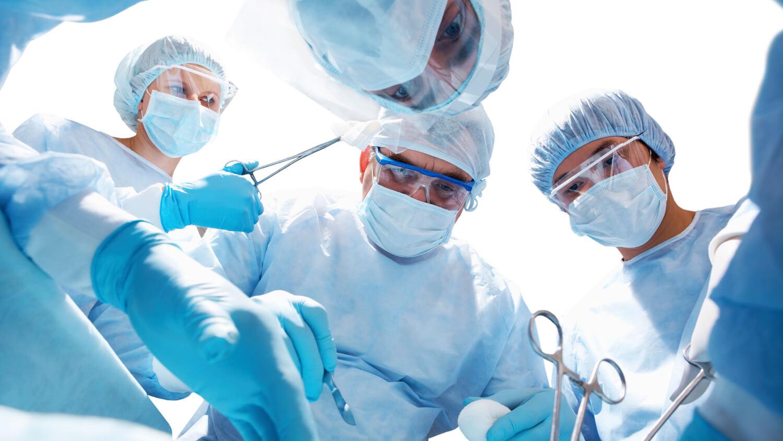 Операция по удалению аппендицита