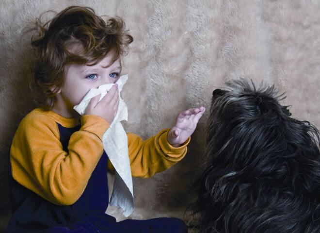 Кожная аллергия ребенка 2 года