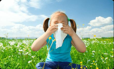 Симптомы алергии