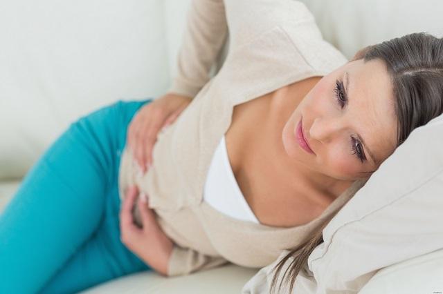 Боль в животе может быть первым признаком гастрита