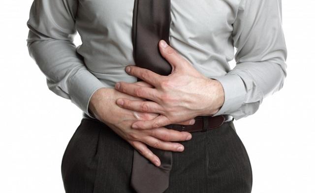 Боль в животе, один из симптомов гастрита