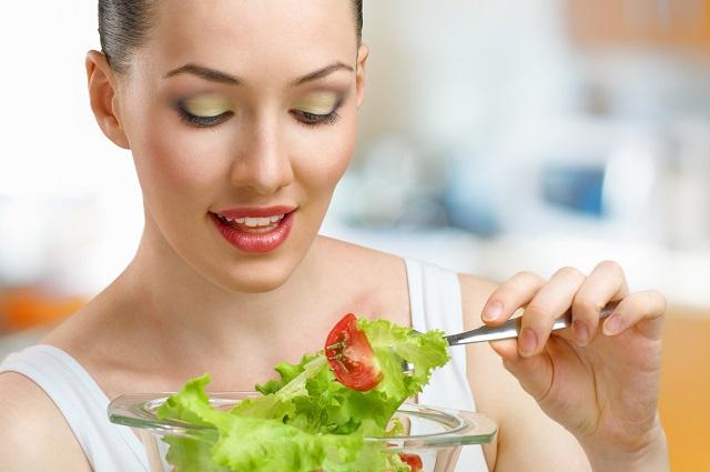 Соблюдение диеты способствует лечению гастрита