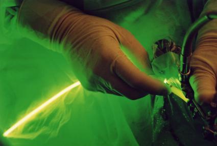 Удаление аденомы простаты лазером