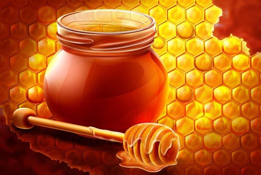 Мед при гайморите