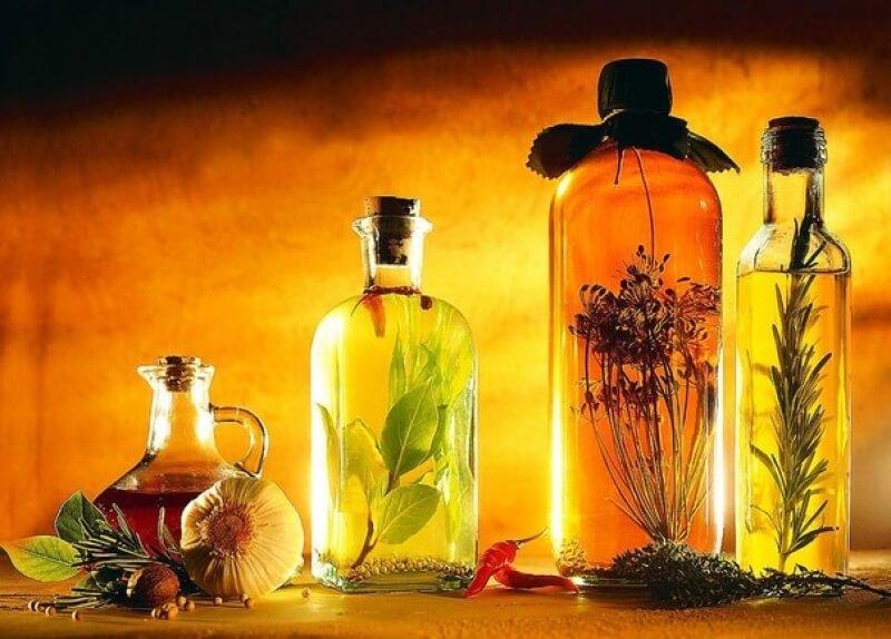 Лечение гайморита маслами