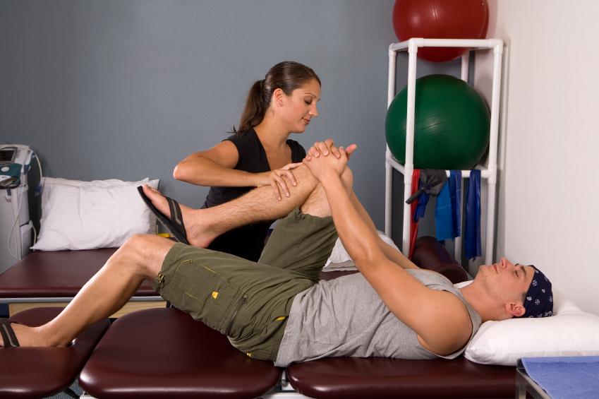 Физиотерапия травм позвоночника
