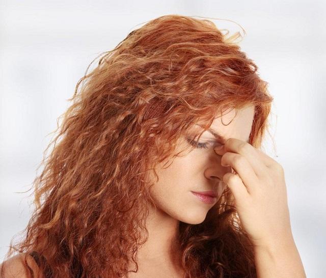 Раздражение слизистой оболочки,как побочное действие препарата